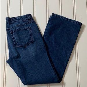 ❤️ Loft Curvy Bootcut Jeans Size 10/30 ❤️